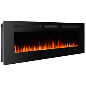 3GPlus Wall Recessed Electric Fireplace
