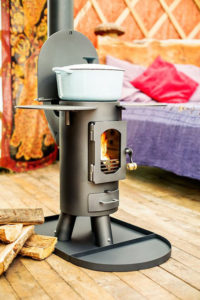Advantages of Wood Stoves