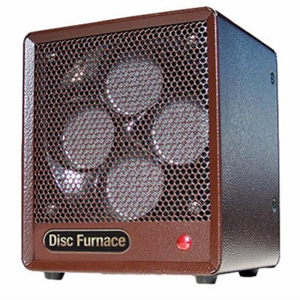Comfort Glow Brown Box Ceramic Disc Heater