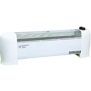 Comfort Zone CZ600 Baseboard Heater