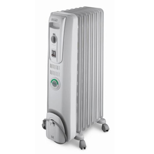 DeLonghi Safe Heat Portable Oil-Filled Radiator