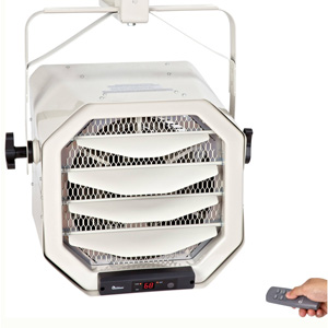 Dr Heater Heavy-Duty Hardwired Garage Heater