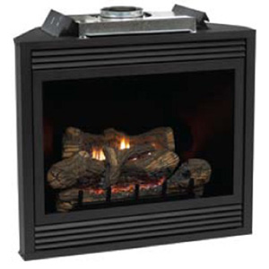 Empire Tahoe Deluxe Millivolt Fireplace