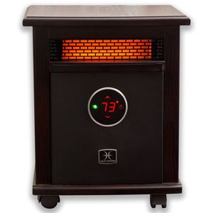 Heat Storm Logan Deluxe Infrared Heater