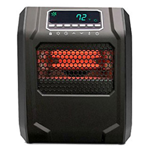 LifeSmart Zone Series 4 Infrared Heater