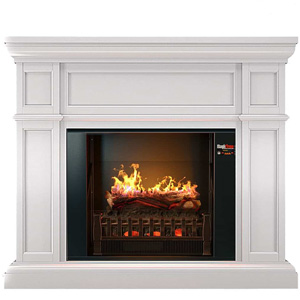 MagikFlame Electric Fireplace (Realistic Model)
