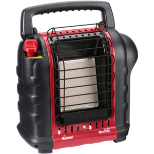 Mr. Heater Buddy Portable Propane Heater