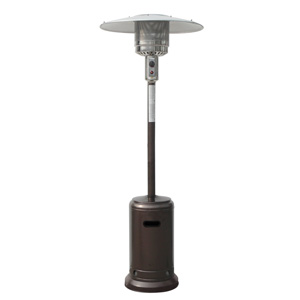 Palm Springs Bronze Patio Heater