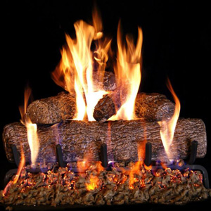 Peterson Real Fyre Live Oak Log Set