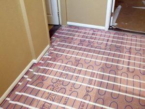 Radiant Floor Heaters