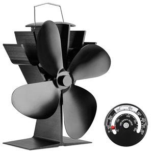 Sonyabecca Heat Powered Stove Fan