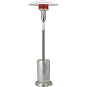 Sunglo Stainless Steel Liquid Propane Patio Heater