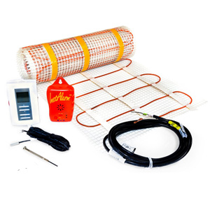 Electric Radiant Floor Heating System