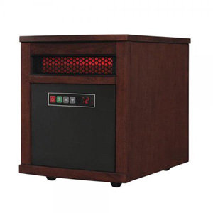 Twin-Star Home Duraflame Infrared Quartz Heater