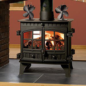 Best Wood Stove Fans (Reviews & Detailed Buyer's Guide 2019)
