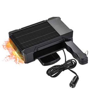 DUTISON Portable Car Heater Fan