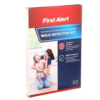 First Alert MT1 Mold Detector Kit