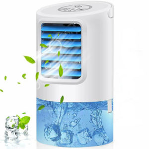 GREATSSLY Mini Personal Evaporative Air Cooler