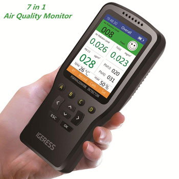 IGERESS Air Quality Monitor