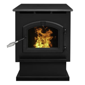 Pleasant Hearth 50, 000 BTU Large Pellet Stove