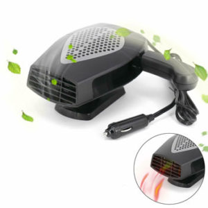 ROYADVE 12V Portable Car Heater or Fan