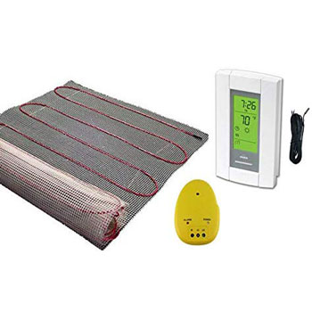 Warming Systems 15 sq. ft. Electric Radiant Floor Heater