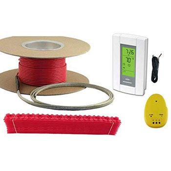 Warming Systems Electric Radiant Floor Heating System