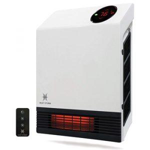 Heat Storm Deluxe Indoor Infrared Wall Heater